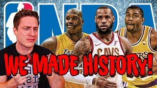 Could The NBA's 10 BEST #1 Picks Go 82-0?