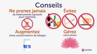 L'ulcère gastrique - Ooreka.fr