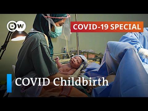 Poliklinika Harni - Carski rez je povezan s lošijim ishodima u žena s COVID-19