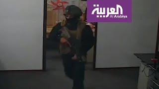 فيديو يوثق لحظات اقتحام مكتب العربية والحدث في بغداد