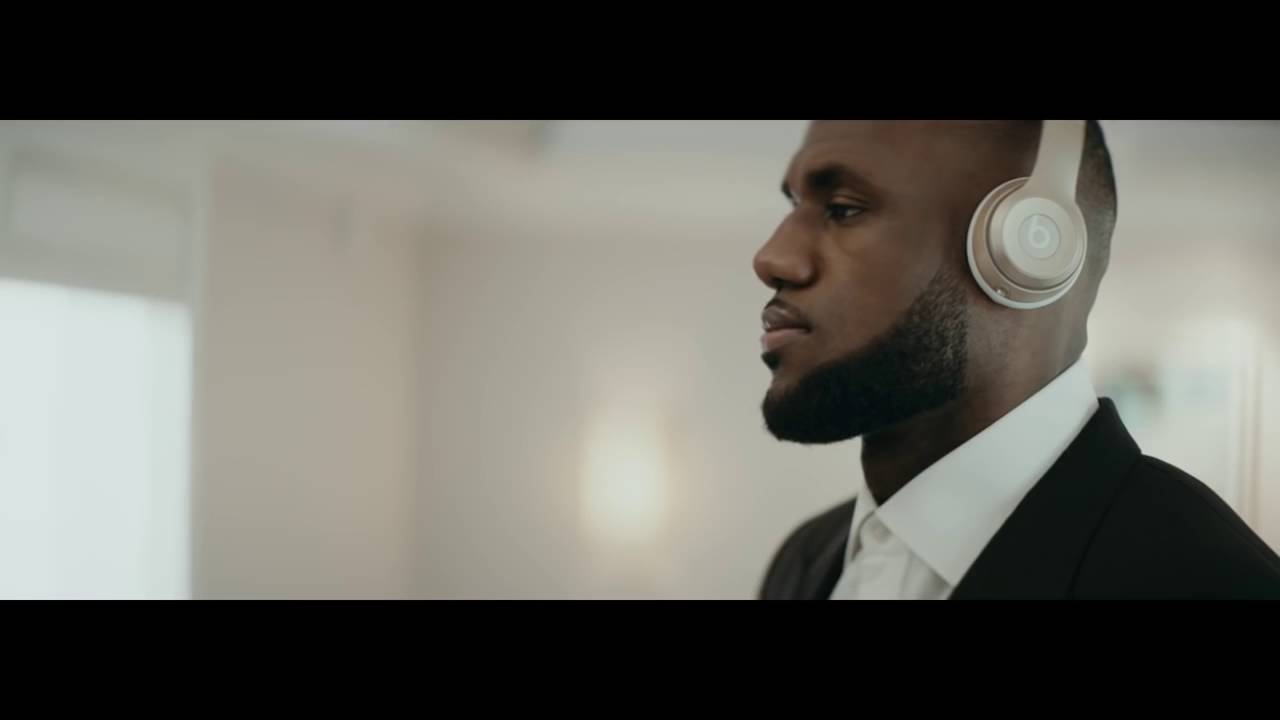finest selection 817a5 42d24 Lebron James Beats Commercial Song 2016