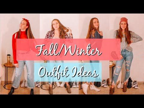 [VIDEO] - Fall/Winter Outfit Ideas | Shivana Codling | 9