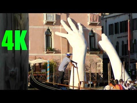 Grandi Mani Venezia 4K Video