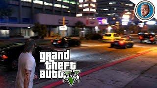 GTA 5 MOD VITA REALE: Il parcheggiatore... Rifarsi una vita