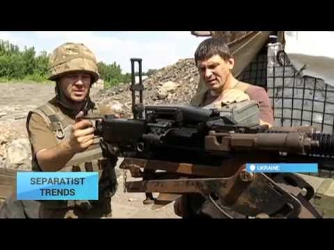 Eastern Ukraine Conflict: Separatism trends gain popularity and support in Ukraine