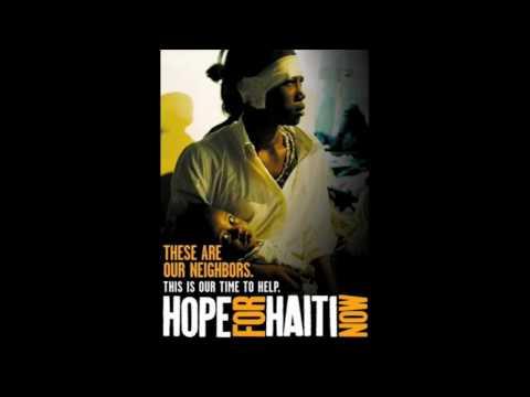 Stranded (Haiti Mon Amour)  HOPE FOR HAITI NOW !!  (HQ 256kbps Bit Rate)