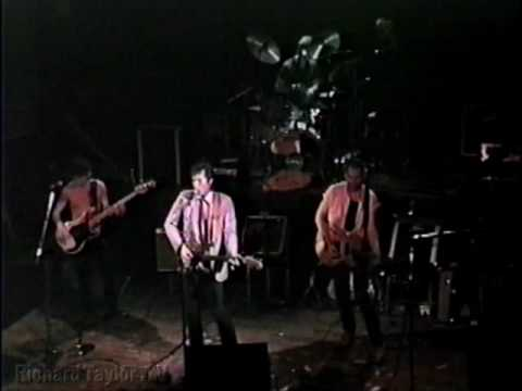 RICHARD TAYLOR & THE RAVERS, Live at the Roxy Nigh...