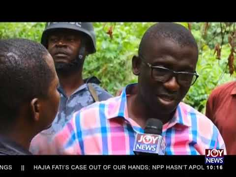 Manso Nkwanta Murder - News Desk on JoyNews (10-5-18)