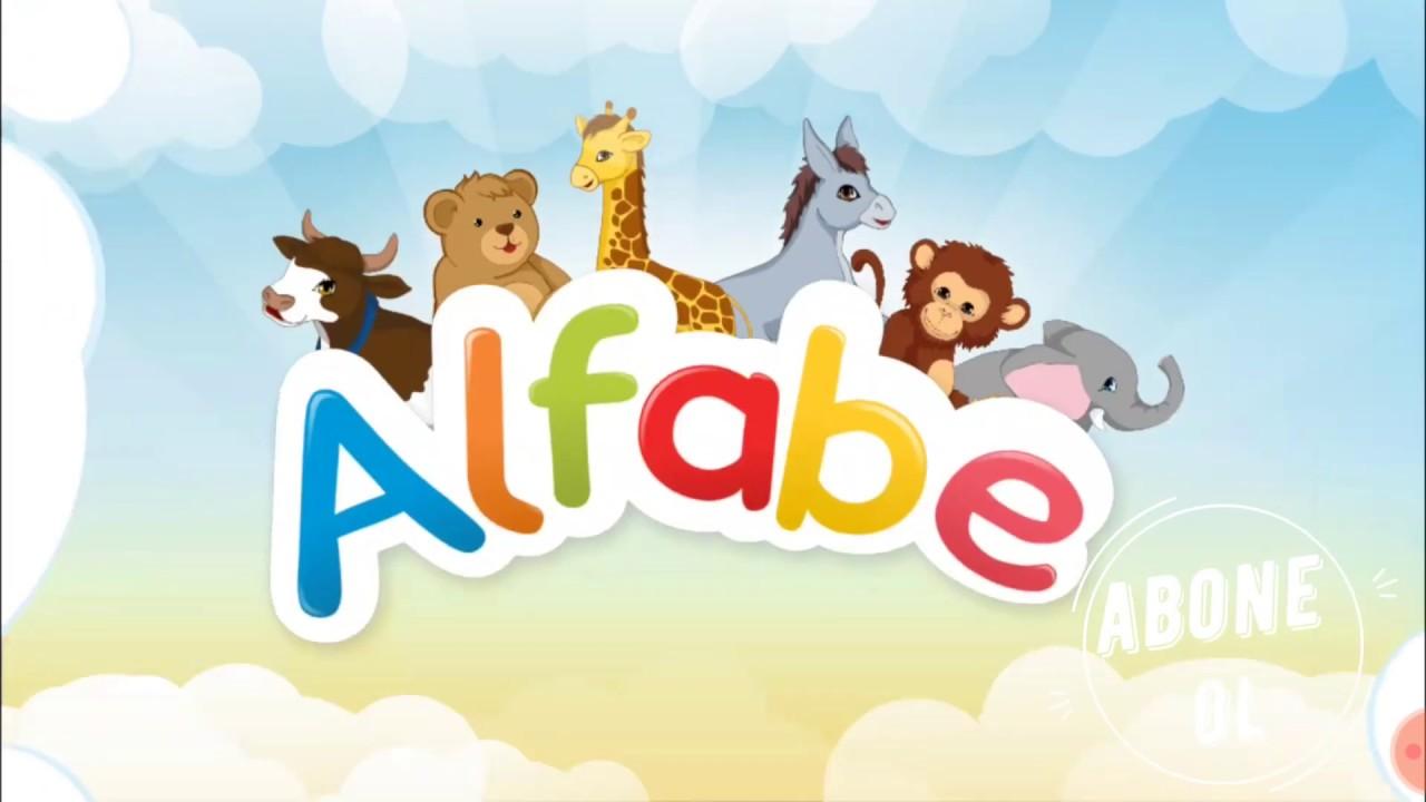 ABC Alfabe | Çizgi Film Eğitici Çocuk Şarkıları | Türkçe Alfabe Öğreniyorum Eğlenceli Çocuk Videosu