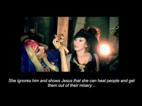 Lady GaGa - Judas Video Analysis ( Illuminati Meaning ? )