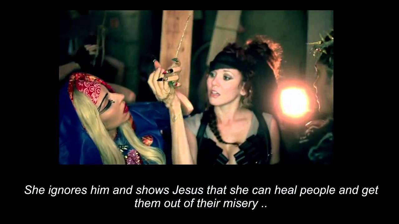 A Line-by-Line Biblical Analysis of Lady Gaga's 'Judas'