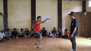 FINAL BATTLE | Bhagat Vs Laxger | GUFF Freestyle Dance Battle 2017