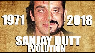 SANJAY DUTT Evolution (1971-2018)