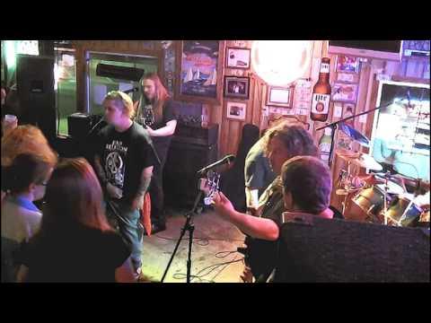 POTBELLY band LIVE 4-19-13 Oak Harbor Tavern, OHT punx gig Whidbey Island punk show