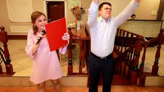 Креативная ведущая на свадьбу Воронеж