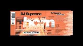 Dj Supreme - Tha Horns Of Jericho (Supreme Speed Garage Remix)