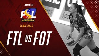 Semifinals - Full Game: F2 Logistics vs Foton | PSL All-Filipino Conference 2019
