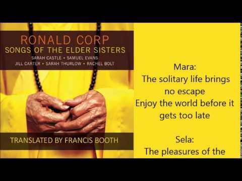 Ronald Corp - Sela's Song from Songs of the Elder Sisters