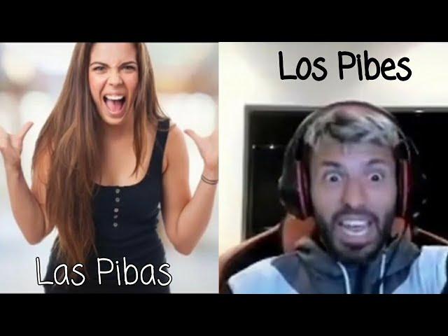 Las Pibas VS Los Pibes #4 ( TikTok )