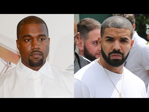 Drake OPENS UP About Rumored Kanye Feud,...