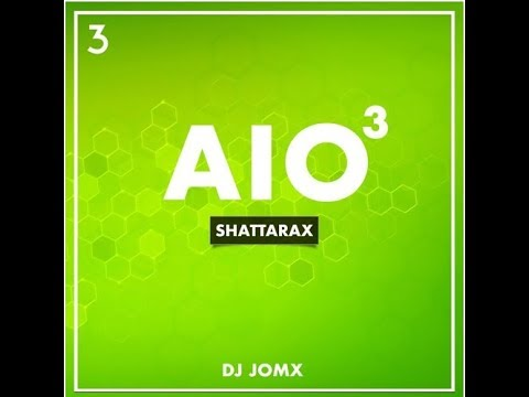 DJ JOM'X - SHATTARAX [All In One Mixtape V3]