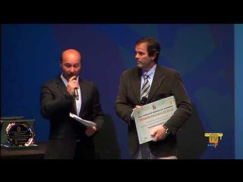 02/05/13 - La Gala Nacional del Taekwondo premia a los medallistas olímpicos y a TVE.