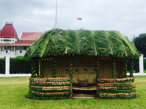 Pongipongi Tapu - Royal Taumafa Kava Ceremony - Livestream from the Kingdom of Tonga