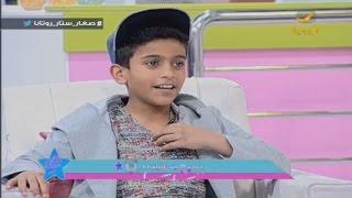 خالد وإبراهيم البشيري.. براعم شابة في مجال التمثيل، شاركوا في شباب البومب