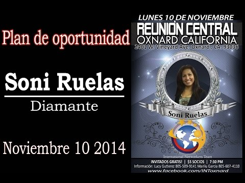 Reunion Central Oxnard California- Noviembre 10 2014