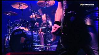 JUDAS PRIEST - Desert plains (Live in London) (720p)