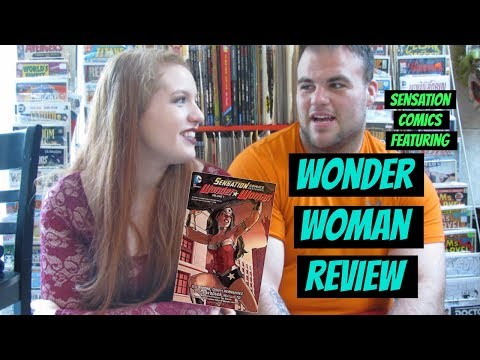 Sensation Comics Featuring Wonder Woman: Review