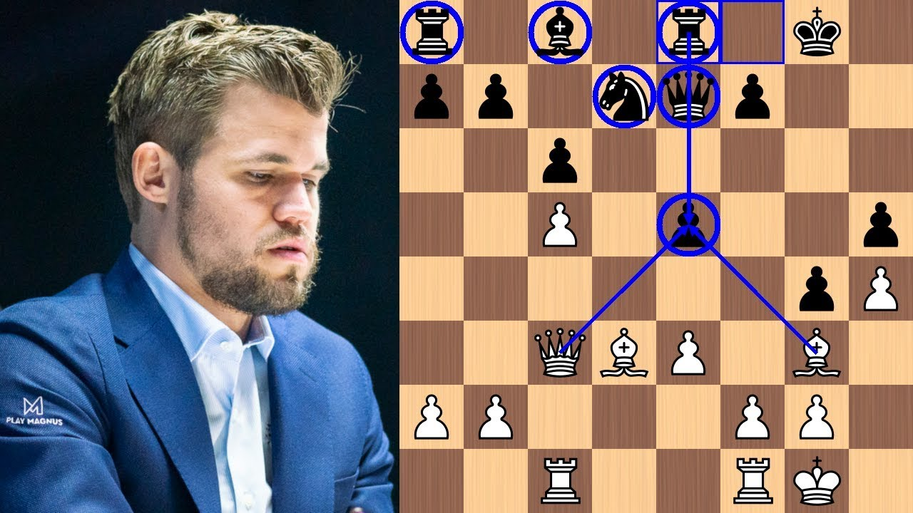 Magnus Carlsen vs Vishy Anand   Armageddon, 2019 Altibox Norway Chess