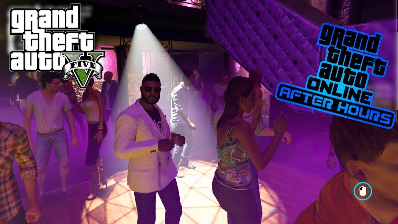 Gta 5 online ночной клуб клуб крыша ступино ночной