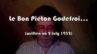 paul claudel s le bon piton godefroi read by oc mus st james infirmary de en es fr it subs
