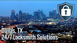 Locksmith Dallas TX | 24 Hour Locksmith Dallas | ☎ (469) 480 3395