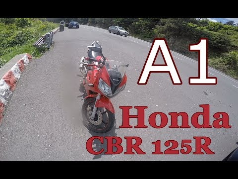 (Motor)Bike Honda CBR 125R Test Ride - A1