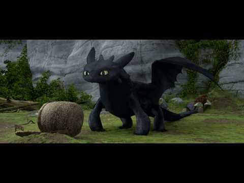 How to Train Your Dragon trailers