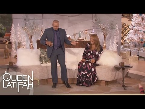 Donald Faison's Poison Dance on The Queen Latifah