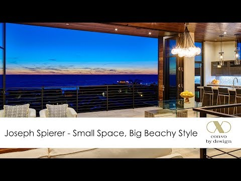 Convo by Design - Small Space, Big Beachy Style