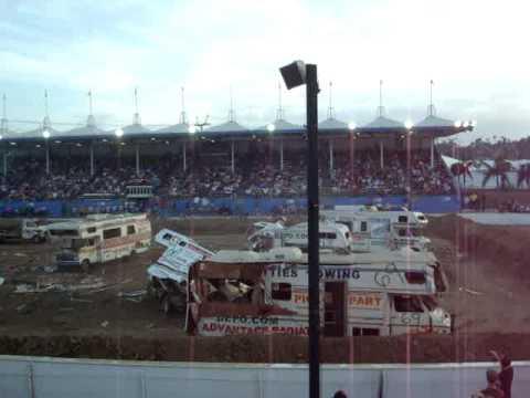 OC Fair RV Derby Part 2
