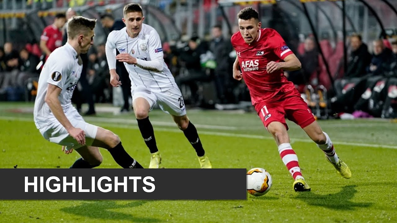 Highlights AZ – LASK | Europa League