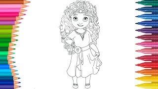 Principessa La Bella Addormentata Aurora Piccole Mani Libro Da