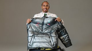 UNBOXING: Lewis' First Look at the 2020 Team Kit