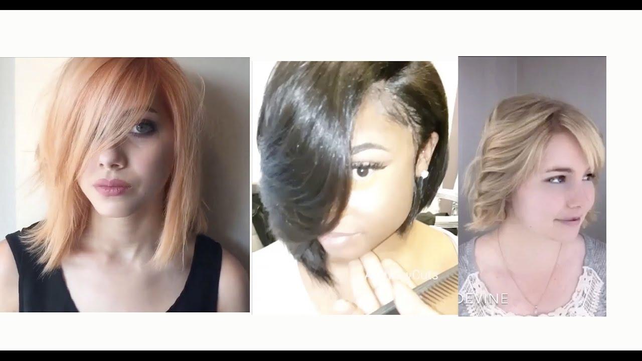 hairstyles women 2016-2017