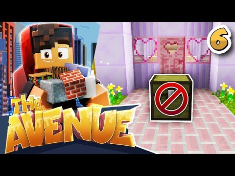 Minecraft: The Avenue SMP! Ep. 06 - No LOVE Gifts Allowed