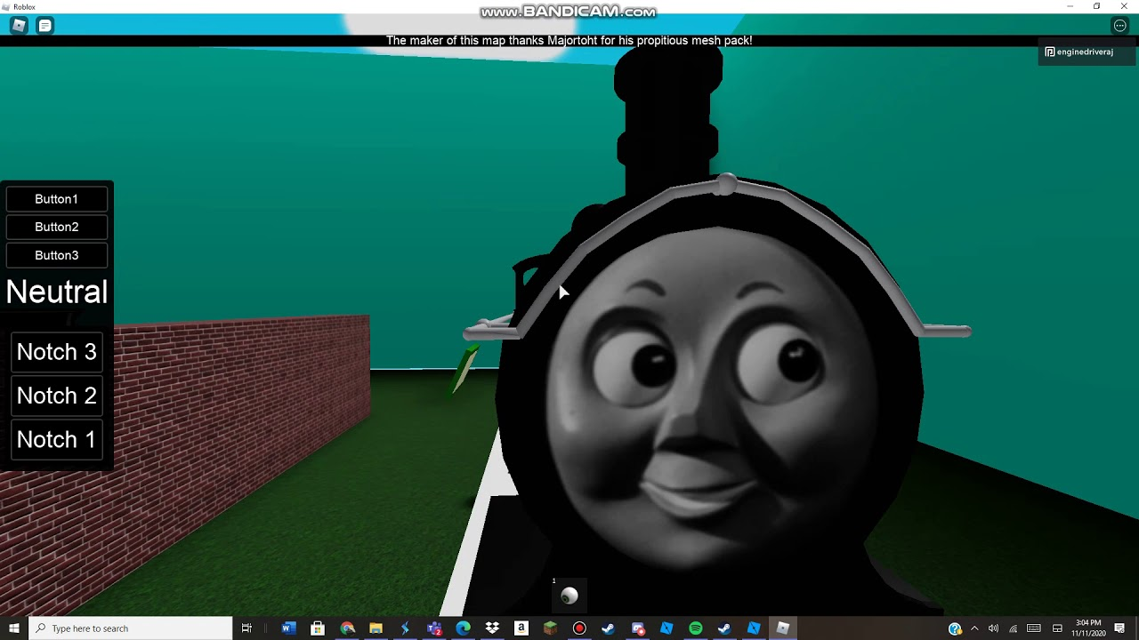 Download ROBLOX Thomas And friends crash remakes 2