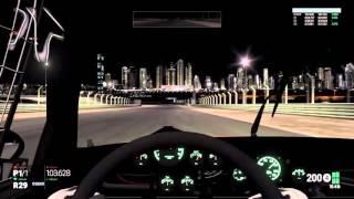 Project Cars - Dubai International - BMW 320 Turbo - Fast lap