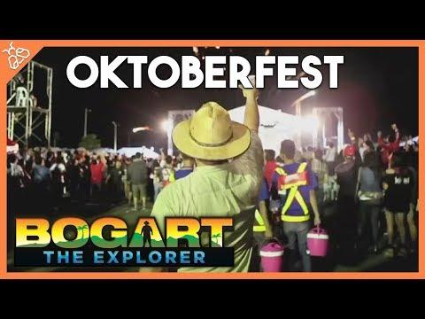 Bogart the Explorer Presents OKTOBERFEST
