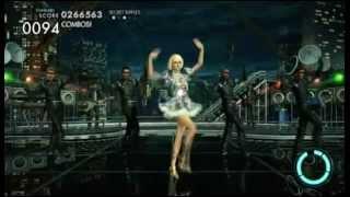 Game Dance Masters Evolution Xbox360 Kinect   -kimono princess