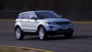 Land Rover Range Rover Evoque review from Consumer Reports